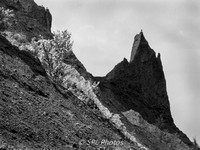 Chimney Bluffs One